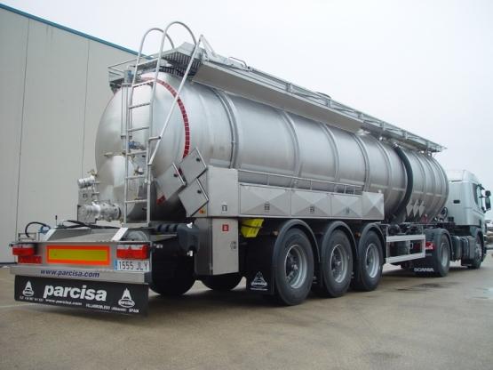Tanker semitrailer (1)