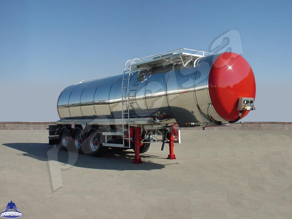 Cisternas para Asfalto y Fuel