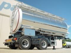 Cisternas para Productos Alimenticios ATP