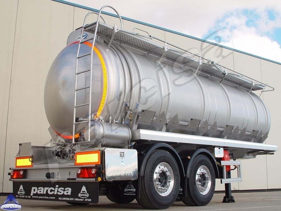 Cisternas para Químicos ADR