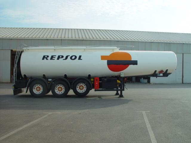 Cisternas para Carburantes