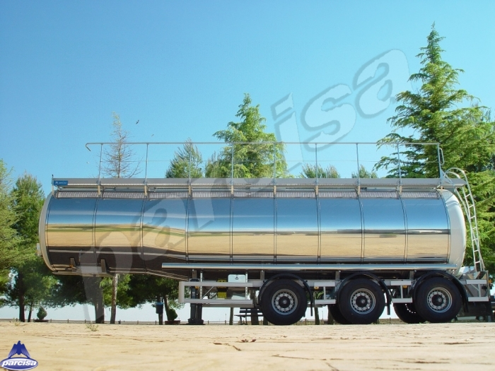 Químicos ADR - Sobre Camión y Remolque / Abril 2013