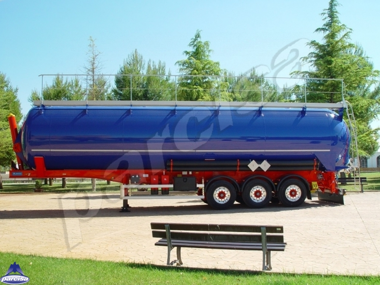 Powdery - Transport / Junio 2013