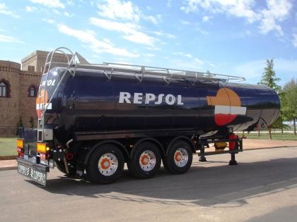 Cisternas para Asfalto y Fuel (1)