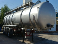 Tank  Capacity 35.000 litres, Compartments Nº: 1, Year of Manufacture: 1994, Plate Nº: B-21788-R