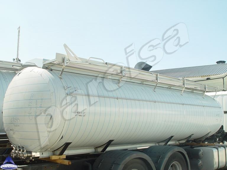 Tank  Capacity 13.000 litres, Compartments Nº: 4, Construction Nº: C-10543.