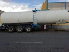 Tank  Capacity 29.900 litres, Compartments Nº: 1, Year of Manufacture: 1999, Plate Nº: M-2691-R