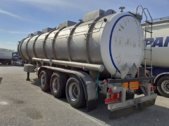 Tank  Capacity 36.310 litres, Compartments Nº: 4, Year of Manufacture: 1995, Plate Nº: R-4262-BBS