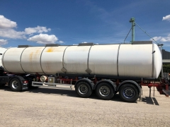 Tank Capacity 29.650 litres, Compartments Nº: 1, Year of Manufacture: 1986, Plate Nº: R-5549-BCC