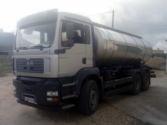 Tank  Capacity 17.000 litres, Compartments Nº: 3, Year of Manufacture: 2005, Plate Nº: 7460-DJH