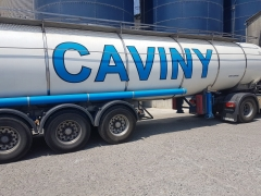 Tank  Capacity 32.500 litres, Compartments Nº: 1, Year of Manufacture: 2001, Plate Nº: R-0691-BBH