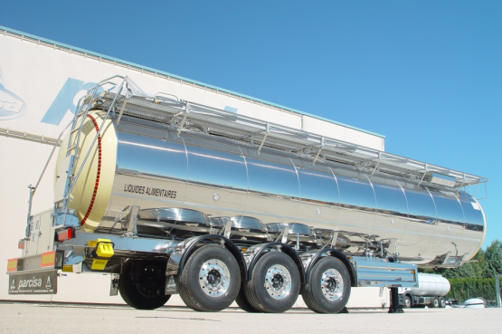 SOLUTIONS FOR FOODSTUFF TRANSPORT. ATP IN/IR CERTIFICATED DESIGNS