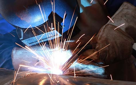 MANUFACTURING, MACHINERY AND WELDING PROCESSES